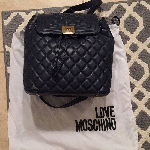 ff1ace92f5ee Love Moschino Handbags - 🎉Lowest price! Love Moschino mini backpack